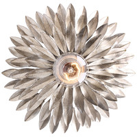 Sconces, Broche 1-Light Wall Sconce, Silver, Sconces