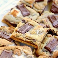 S'mores Cookies | The Girl Who Ate Everything