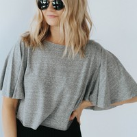 Free People: Sweet Thing Tee