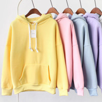 Multicolor Hoodies
