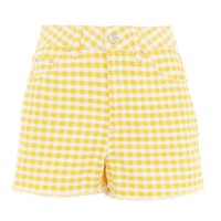 MOTO Gingham Mom Shorts - Shorts - Clothing