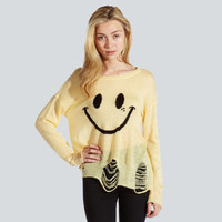 Crazy Life Knit Top