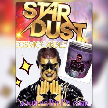 Stardust's Cosmic Candle