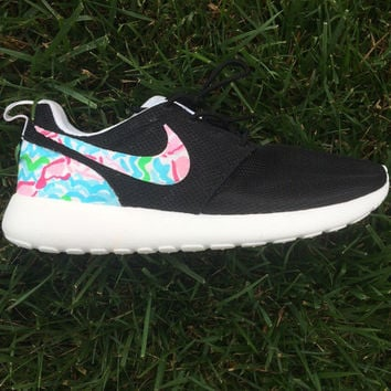 Lilly Pulitzer Custom Roshe Run