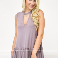Chelsea Taupe Tunic