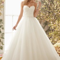 Voyage by Mori Lee 6775 Ball Gown Wedding Dress