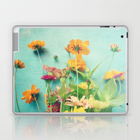 I Carry You With Me Into the World Laptop & iPad Skin by Olivia Joy StClaire
