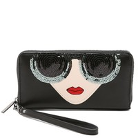 Stacey Face Wallet