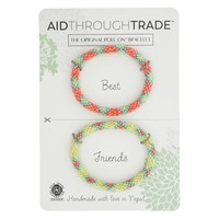 Roll-On Friendship Bracelets - Coral Reef - Aid Through Trade