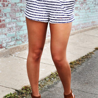 Sail Away Shorts