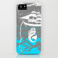 Under the Sea iPhone & iPod Case by DejaLiyah