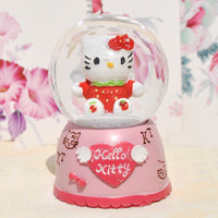 Small Size Cats Crystal Lights Decoration Baby Home Decor [6256378054]