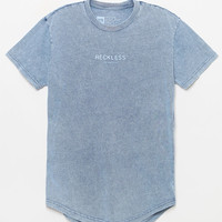 Young and Reckless Laramie Washed Scallop T-Shirt at PacSun.com