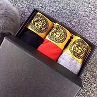 Versace Men's Boxer Underwear Pants Male Gift Box