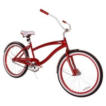 """24"""" Magna Ladies Ruby Cruiser - Shimmer Red"""
