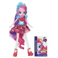 My Little Pony Equestria Girls Pinkie Pie Doll | Fashion Dolls for ages 5 YEARS & UP | Hasbro