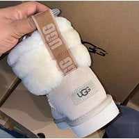UGG Girls Casual Half Boots Trending Shoes Snow boots