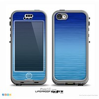 The Calm Water Skin for the iPhone 5c nüüd LifeProof Case