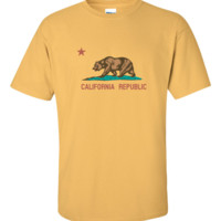 California is Where My Mind Is T-Shirt