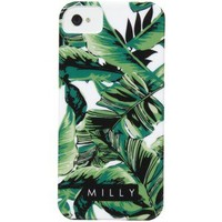 Milly Banana Leaf Print iPhone 5 Case