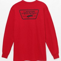 Vans Full Patch Long Sleeve T-Shirt at PacSun.com