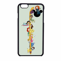 Princess Character Disney Funny iPhone 6 Case
