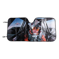 Star Wars Luke Skywalker X-Wing Accordion Sunshade