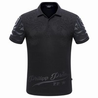 2018 Men Cheap Philipp Plein T Shirt hot sale ♂093