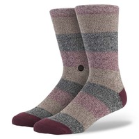 Stance   The Boss Pink, Red, Grey socks   Buy at the Official website Main Website.
