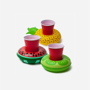 BIGMOUTH Inflatable Beverage Boats | Pool Floats