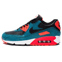 NIKE AIR MAX 90 ANNIVERSARY - DUSTY CACTUS/INFRARED/WHITE/BLACK   Undefeated