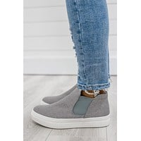 Devon Sneakers - Heather Grey