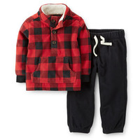 2-Piece Fleece Set