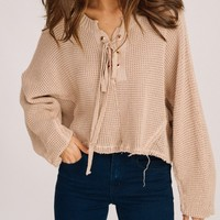 Rory Sweater - Blush