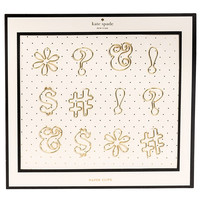 Expletive Paper Clips by Kate Spade New York