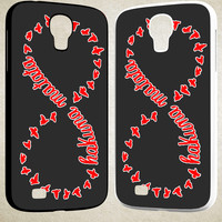 Hakuna Matata Infinity Song F0449 Samsung Galaxy S3 S4 S5 (Mini), Note 2 Note 3 Note 4, HTC One M7 M8 Cases