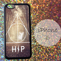 Harry Potter Hipster Deathly Hallows Patronum - cover case for iPhone 4|4S|5|5C|5S|6|6 Plus Note 2|3 Samsung Galaxy S3|S4|S5 Htc One M7|M8