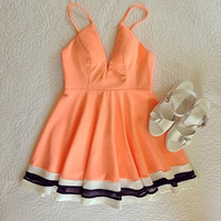 Fashion Strap Sexy Women's Clothes Casual Dresses = 1782335044