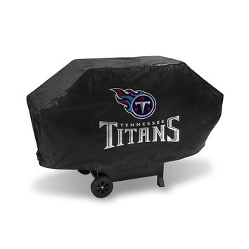 Tennessee Titans NFL Deluxe Barbeque Grill Cover