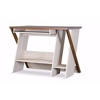 Rhombus Writing Desk By Baxton Studio
