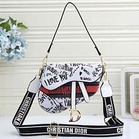 Dior Optical Dior Saddle Bag Shoulder bag Waist Bag
