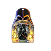 Darth Vader Star Wars Revenge of the Sith Celebration III Talking Action Figure