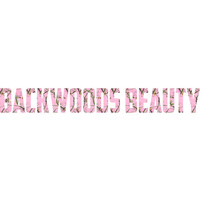 BACKWOODS BEAUTY WINDSHIELD Decal