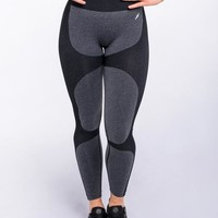 DYE Seamless Leggings - Black