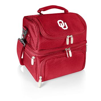 Oklahoma Sooners - Pranzo Lunch Cooler Bag, (Red)