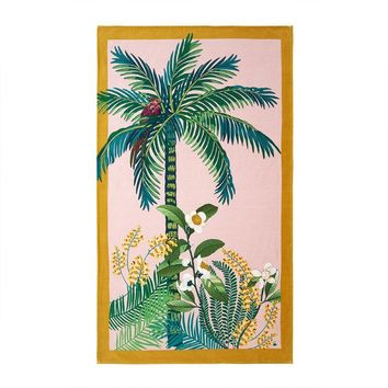 Paradis Beach Towel by Yves Delorme