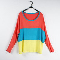 Mix N Match color long sleeve t-shirt [288]