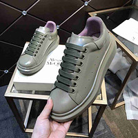 Alexander McQUEEN2021  Woman's Men's 2021 New Fashion Casual Shoes Sneaker Sport Running Shoes09270gh