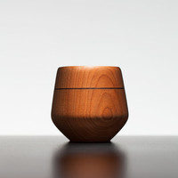 The espresso Cup Baron wooden for collector, limited edition