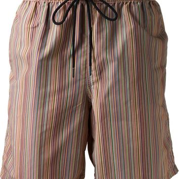 Paul Smith Swimwear striped swim shorts